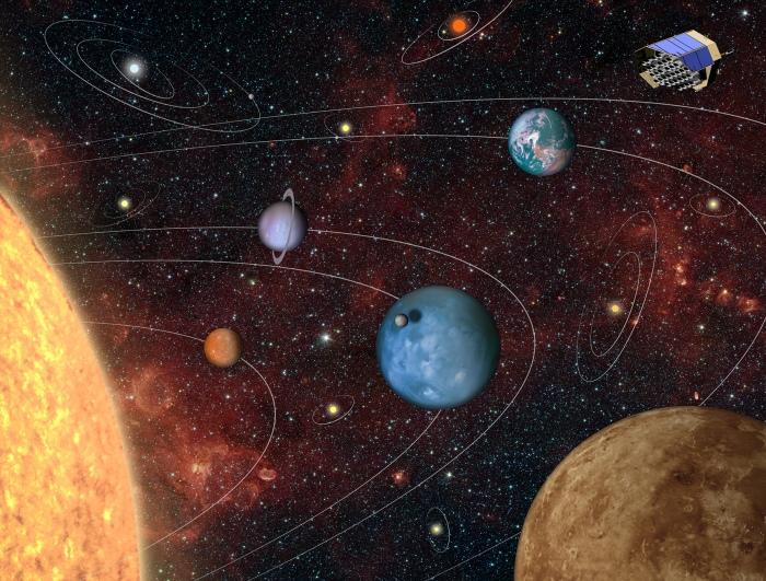 Misión PLATO. aprobada por ESA